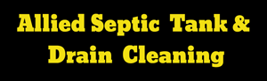 Allied Septic Tank & Drain Cleaning logo